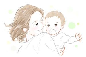 生まれたばかりの赤ちゃんのお口の中に虫歯菌はいません!